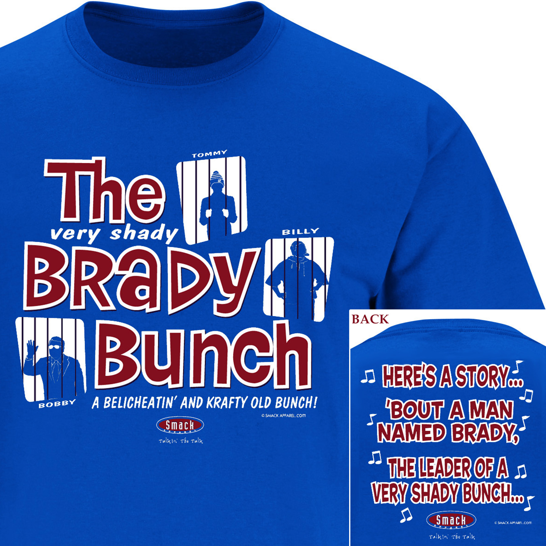 ab26919c62c Buffalo Bills Fans – Brady Bunch
